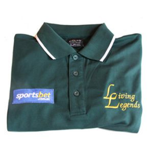 Living Legends polo top