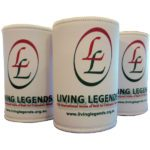 Living Legends stubby holder