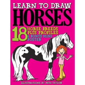 Learn to Draw Horses