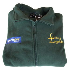 Living Legends fleece jacket