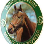 Might and Power limited edition badges